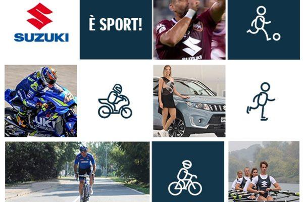 """""""Suzuki è sport"""" II edizione: ecco i vincitori"""