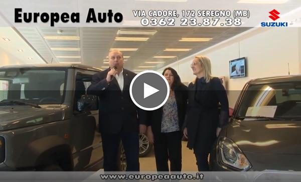 Europea Auto – le nuove offerte