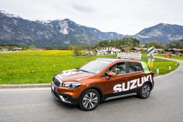 Suzuki è in prima linea nella coppa del mondo di paraciclismo