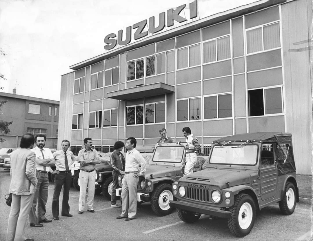 Anniversary Suzuki