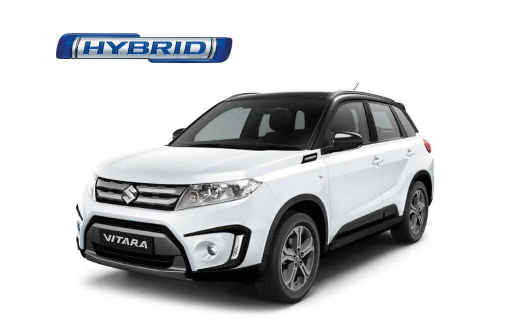 Nuova Vitara Hybrid