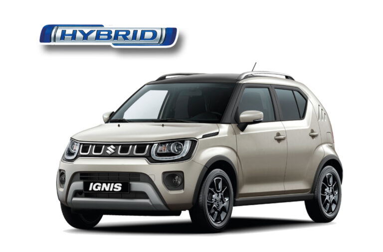 Nuova Ignis Hybrid