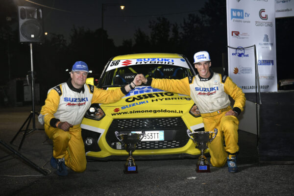 Rallye Sanremo duelli aperti nel Suzuki Rally Cup 67^