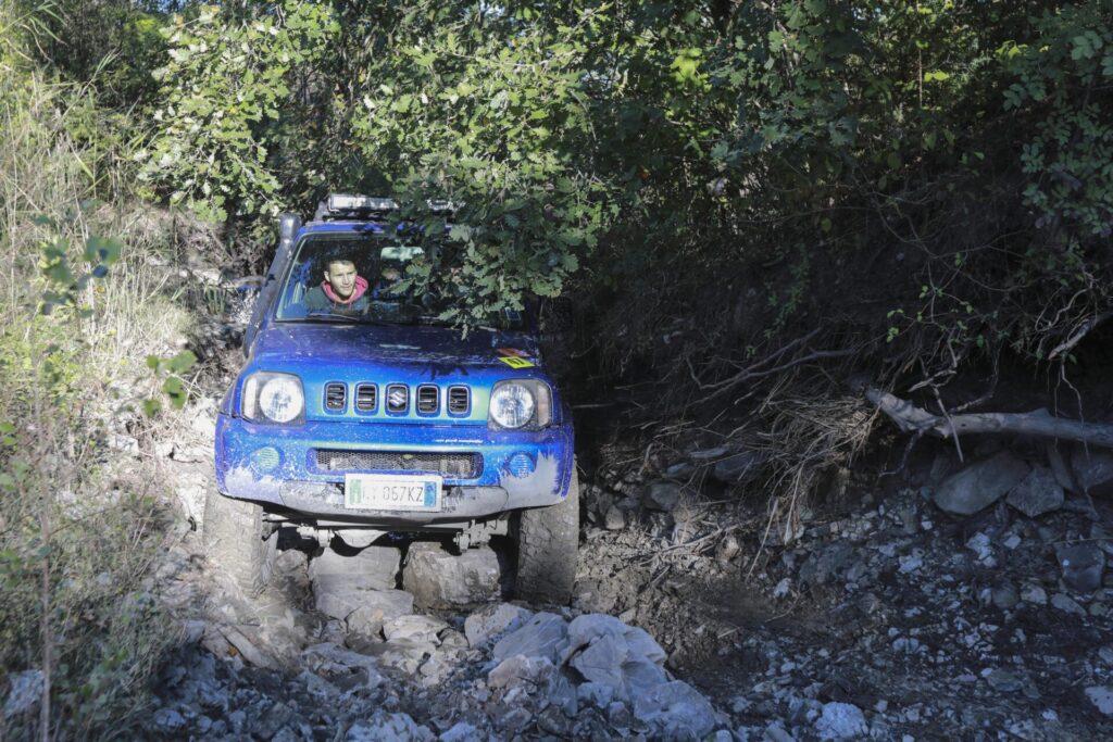 Raduno Suzuki 4x4