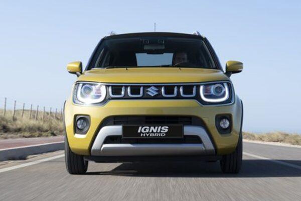 Suzuki: crescita costante per il mese di febbraio 2021