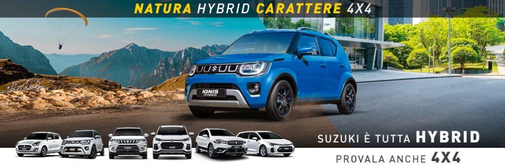 Suzuki Natura Hybrid 4x4