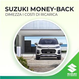 Suzuki Money Back