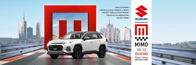 Suzuki al MIMO